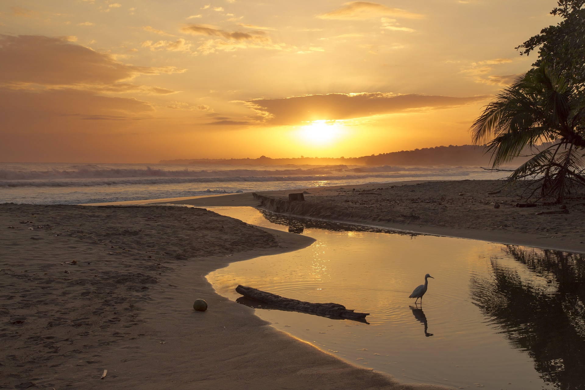 Sea in Costa Rica